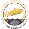 Watershed fundraiser event logo