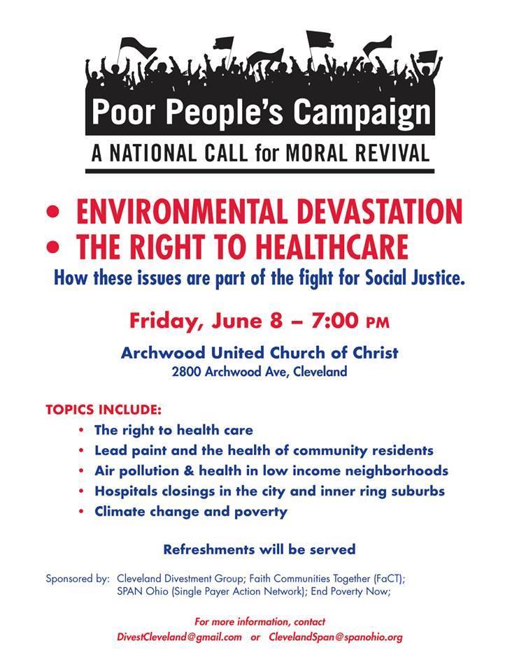 June 8 event